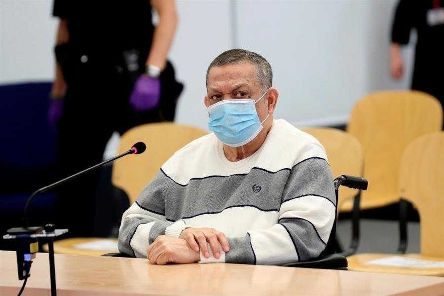 Condena de 133 años a un exviceministro de El Salvador