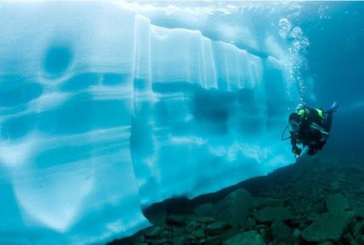Misterio bajo el hielo