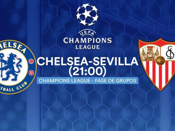 Duelo de altos vuelos: Chelsea vs. Sevilla FC