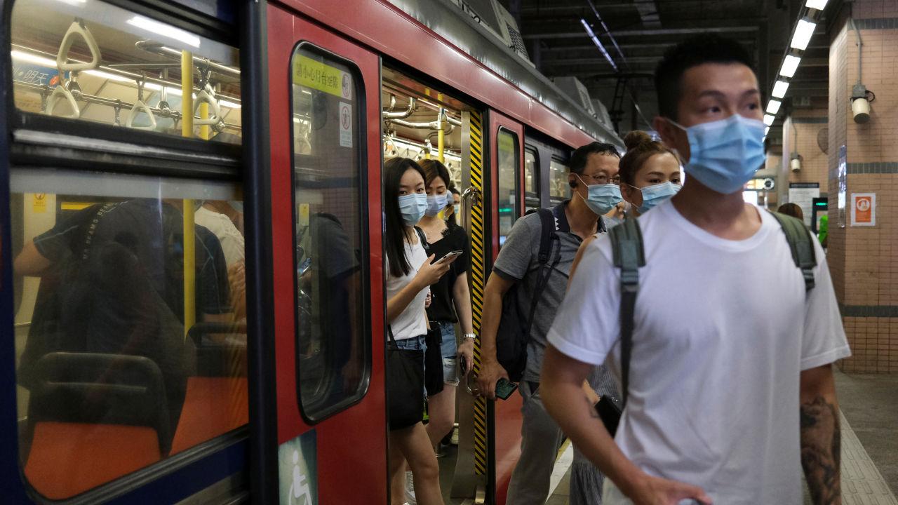 China detecta 137 nuevos casos asintomáticos de COVID