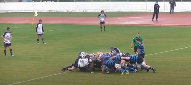 Enfrentamiento directo por eludir el descenso entre Extremadura C.A.R. Cáceres y CD Rugby Mairena