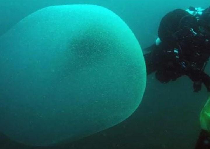 Misterio: ¿Cuál es el origen de las misteriosas esferas encontradas en el Mediterráneo y el Atlántico?