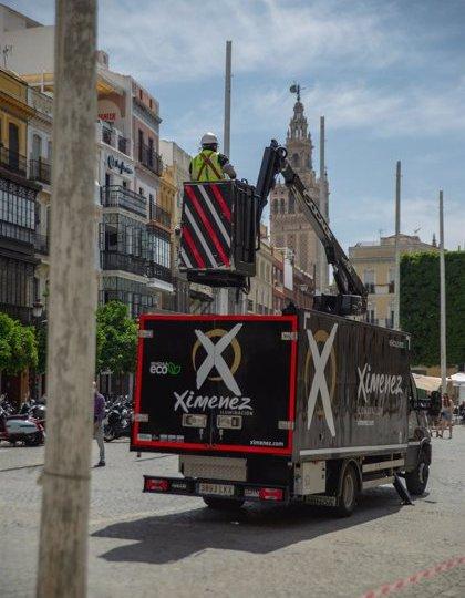 El PP le exige a Espadas que cumpla punto por punto las instrucciones sanitarias que desaconsejan la alternativa a la Feria de abril