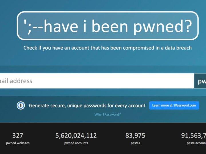 ¿Cómo puedes comprobar si han filtrado tus datos personales?