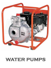 We Sell and Service Water Pumps!
