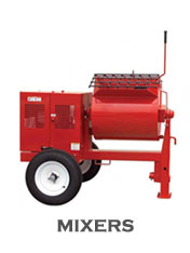 We Sell and Service Multiquip Cement Mixers!