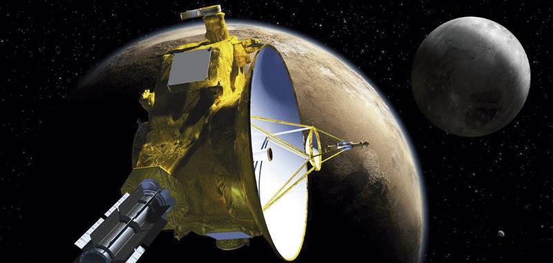 Noticias de la Galaxia: La señal podría ser una antigua sonda.