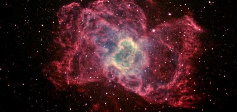 Expedición a NGC 6309 Box Nebula