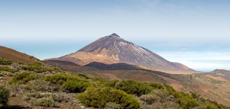 Ascenso al Teide