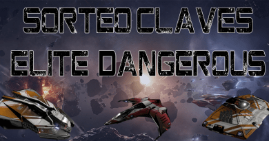 Sorteo de claves Elite: Dangerous