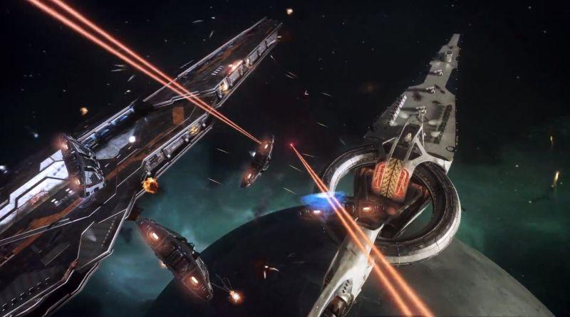 Objetivo de la Comunidad: El Imperio y la Federación aumentan la producción de naves de capitales