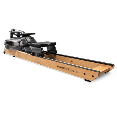 Pure_Design_Water_Resistance_Ash_Rower_VR2_solid_timber_metal_black_cardio_intensity_training_display_monitor_in_stock_elite_fitness_equipment_perth_melbourne_sydney_australia
