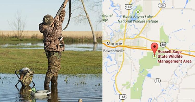 How To Hunt Ducks Hot Spot to Hunt