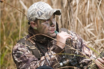 How To Use A Duck Call Blow On The Duck Call