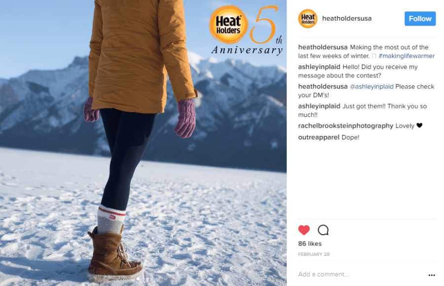 Content Creation for Heat Holders USA