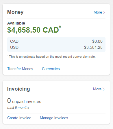 elitejetsetter.com blog earnings from March 2017