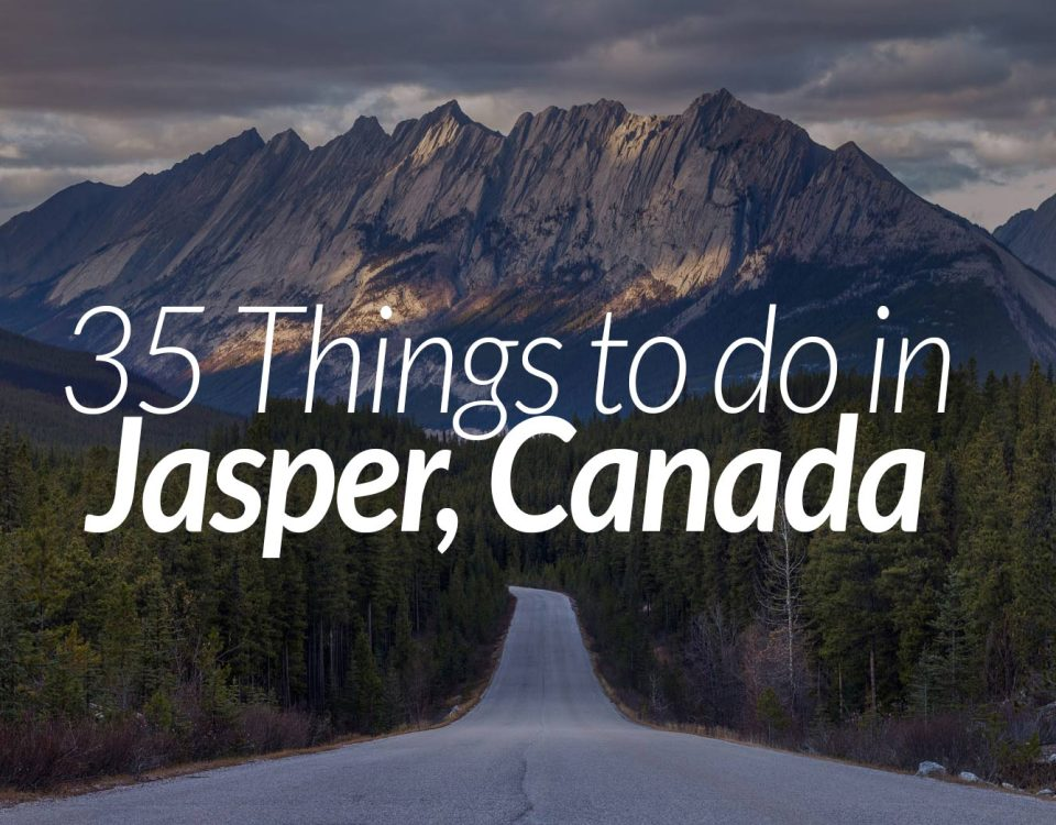 35 things to do in Jasper