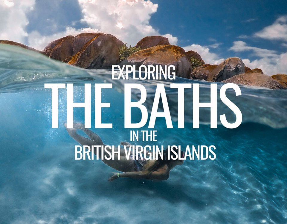 Virgin Gorda The Baths British Virgin Islands