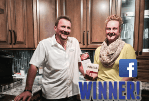 Elite Kitchens and Bathrooms Facebook Contest Winner