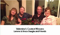 Elite's Valentines Contest Winners