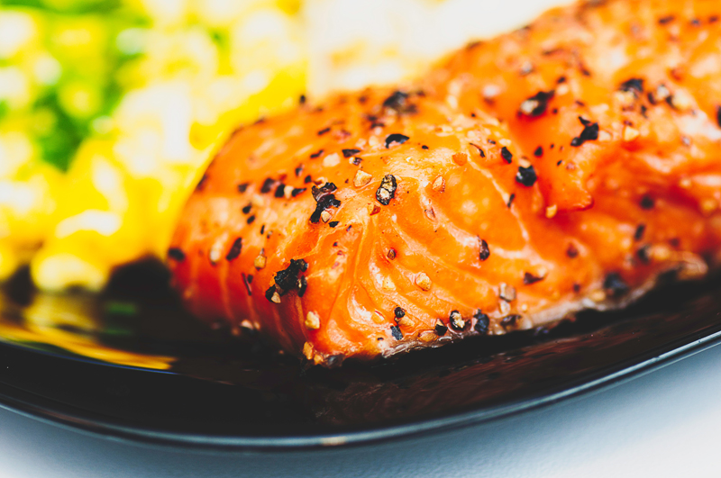 Verona's Favourite Salmon Recipe