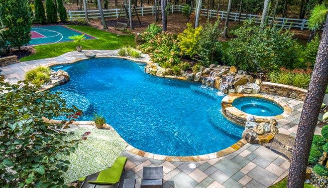 Poolscapes - Elite Landscaping