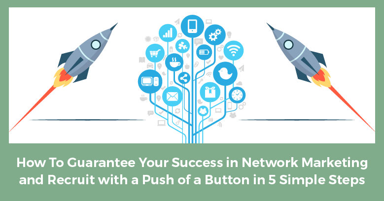 recruit network marketers