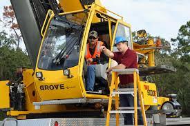Crane Operator course