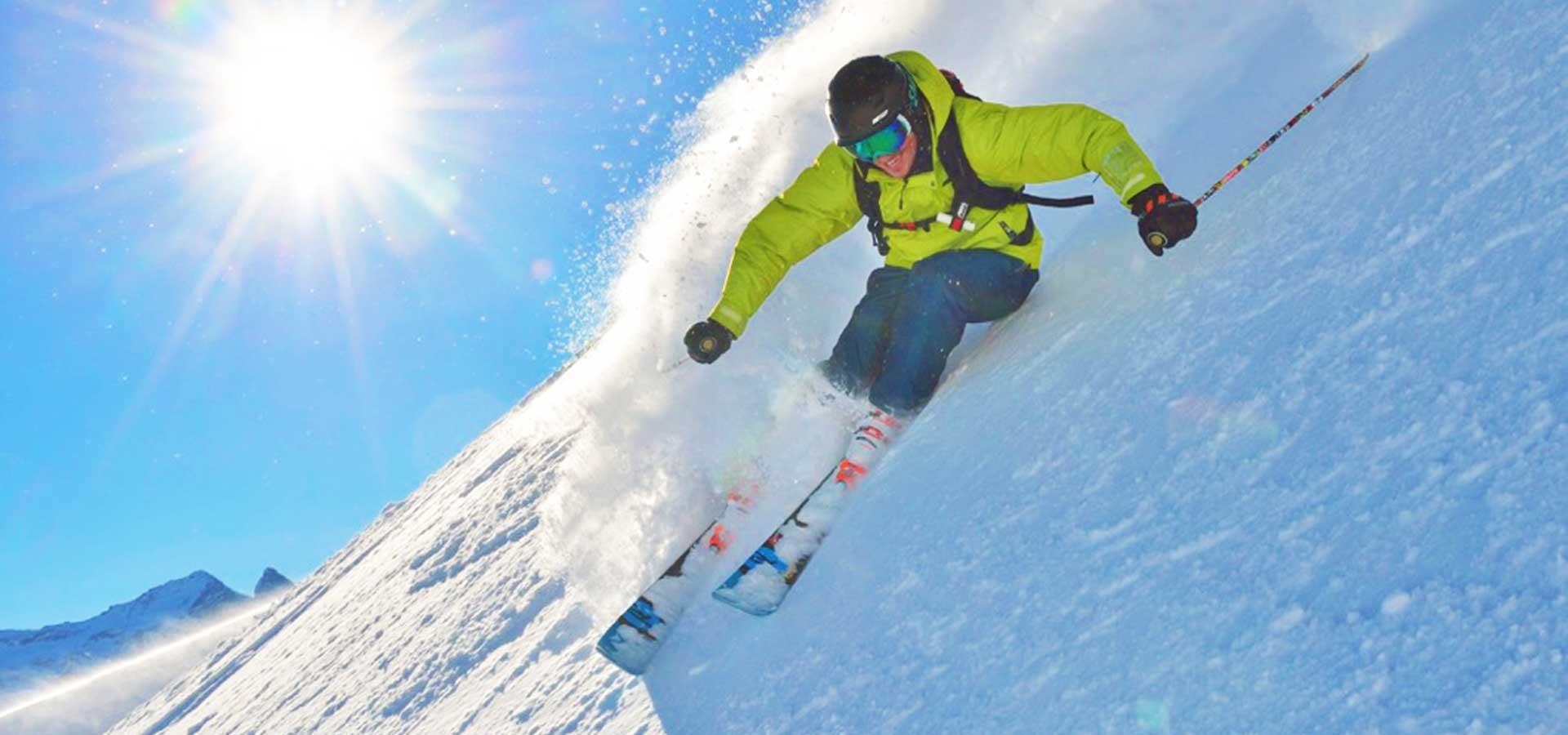 نتيجة بحث الصور عن skiing