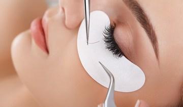 eye lash extenshions refill