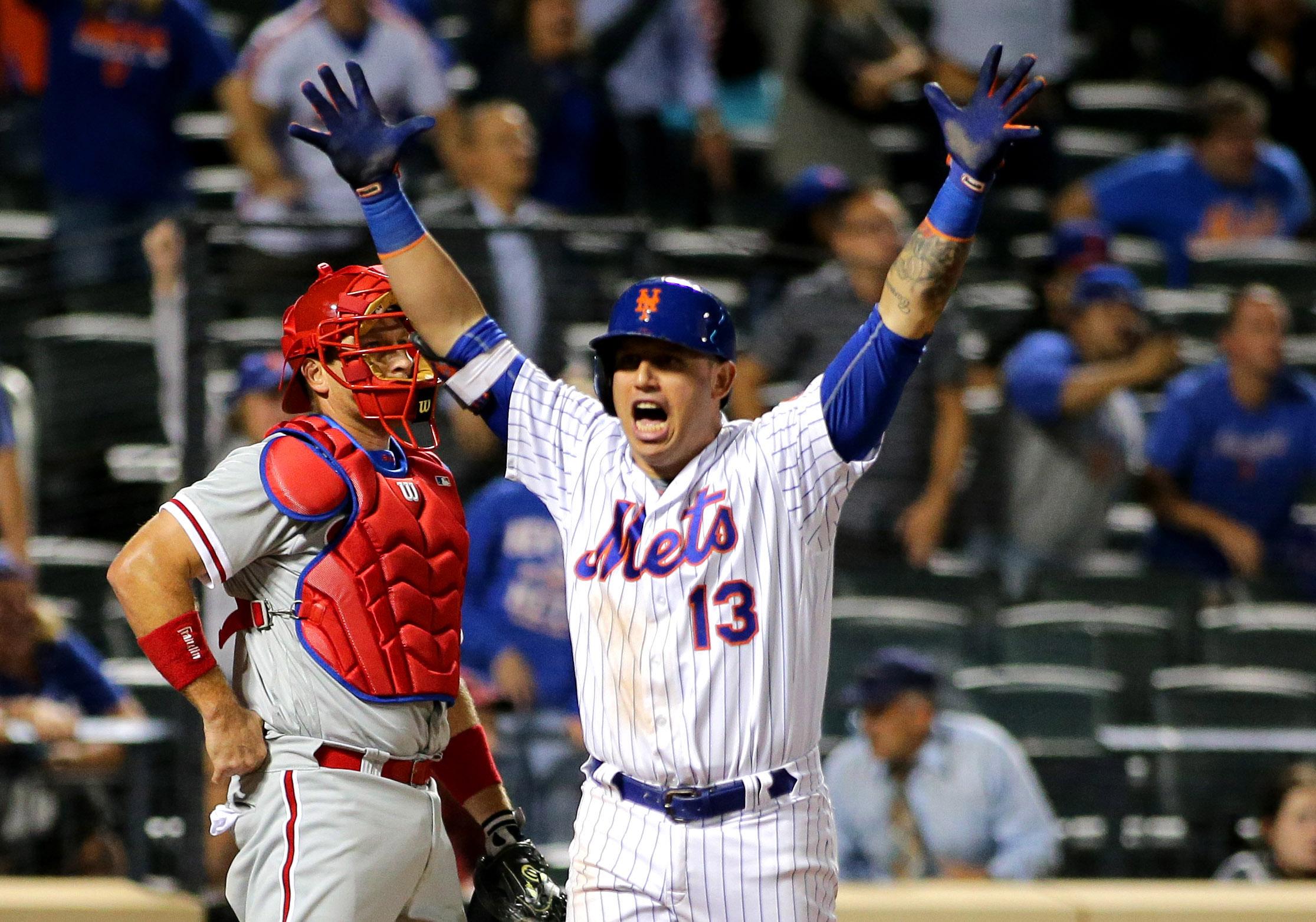 Adrubal Cabrera's 3-Run HR Walks Off For New York Mets (Highlights)