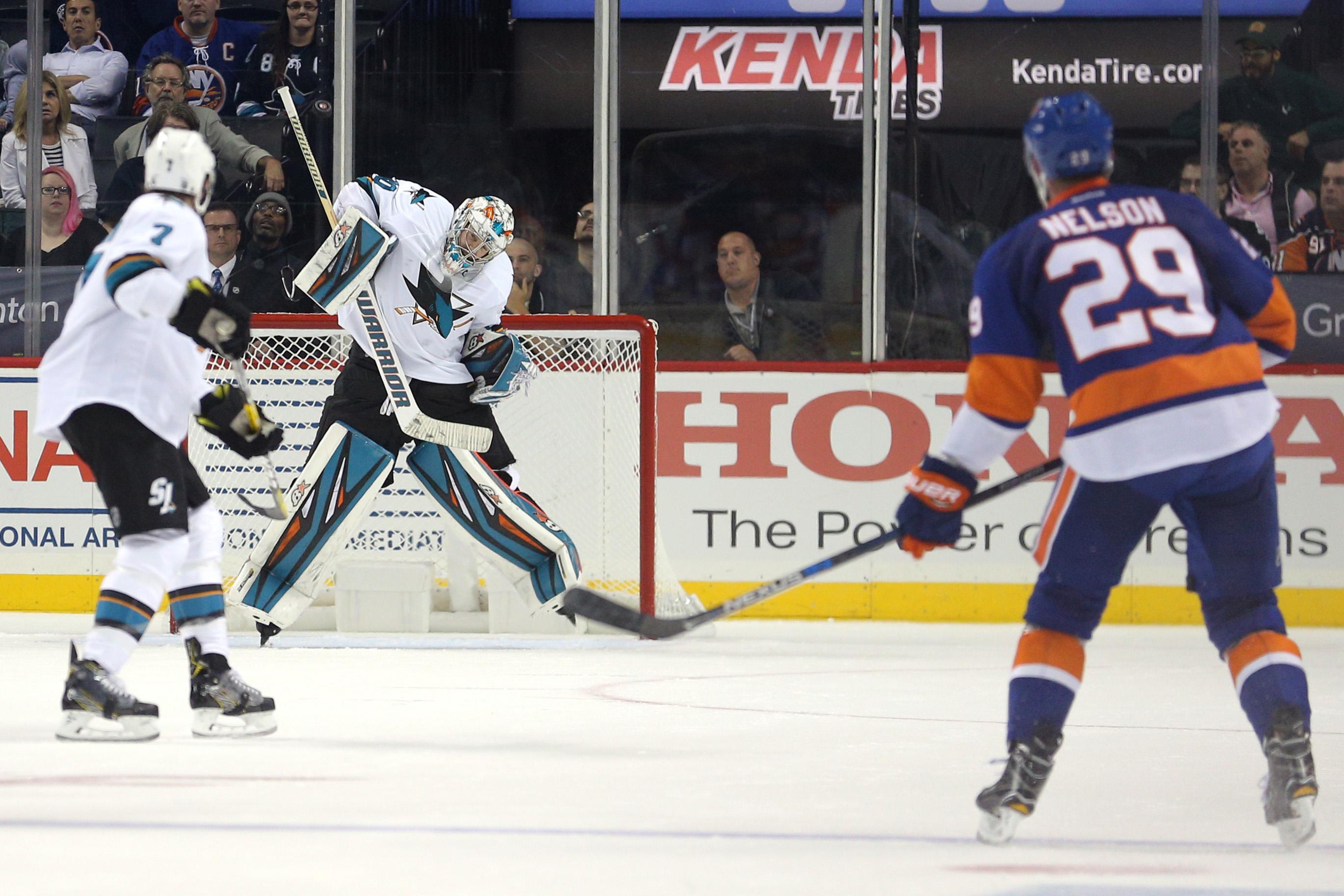 New York Islanders Shark-Bitten: First Four Games Turn Out Rough 1