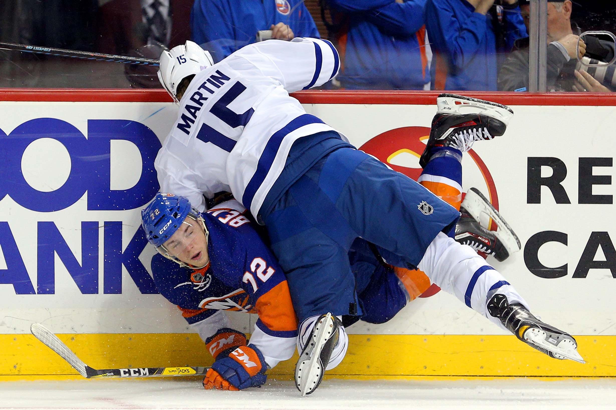 Matt Martin's Return Reminds New York Islanders Fans How He's Missed