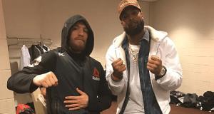New York Giants' Odell Beckham Jr. Enjoys UFC 205, Conor McGregor