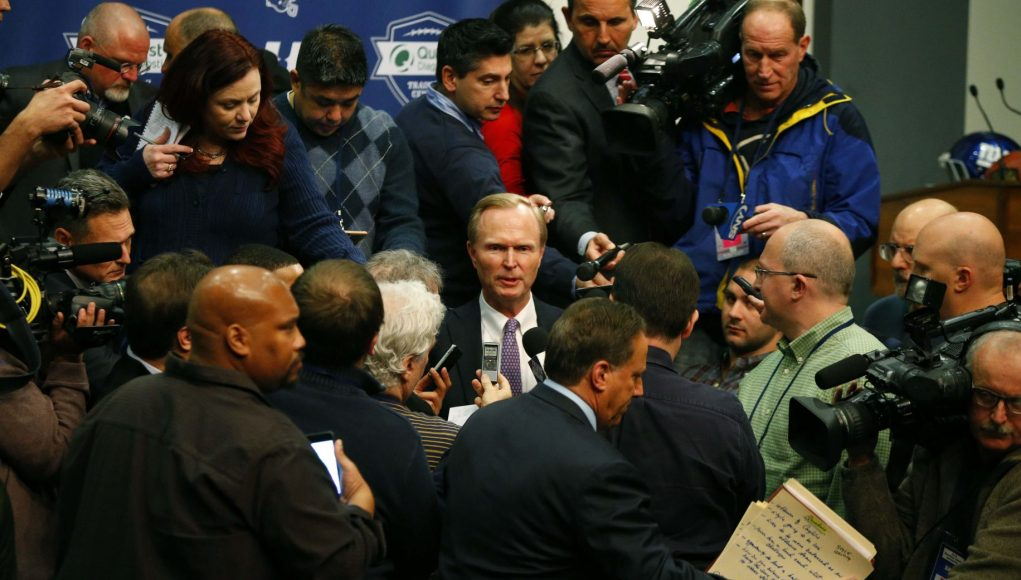 New York Giants fans: Be thankful for John Mara and Steve Tisch