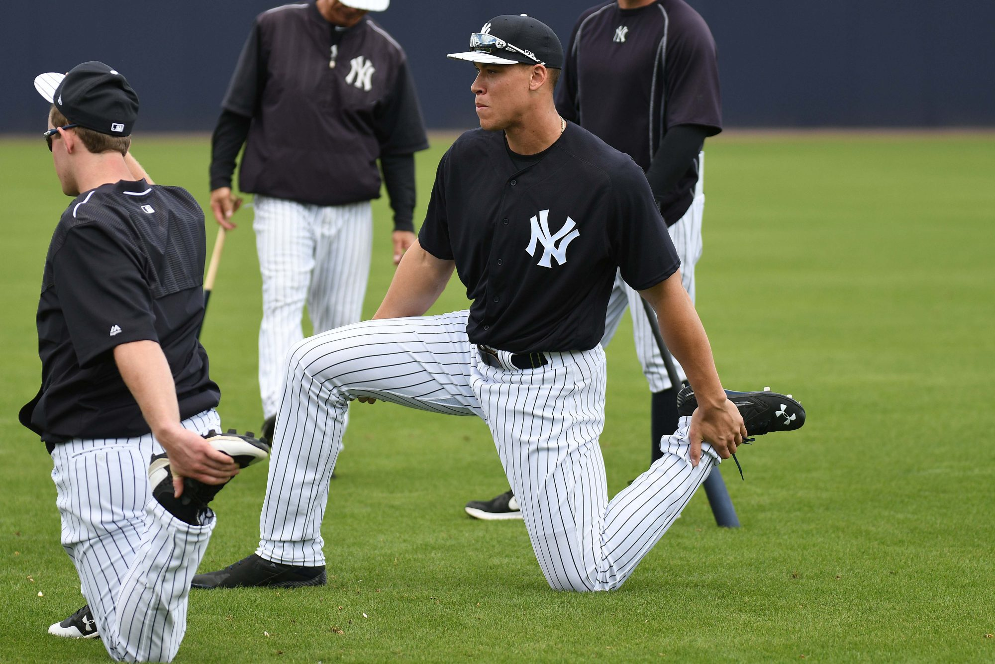 Aaron Judge boasts another unique skill for the New York Yankees 2