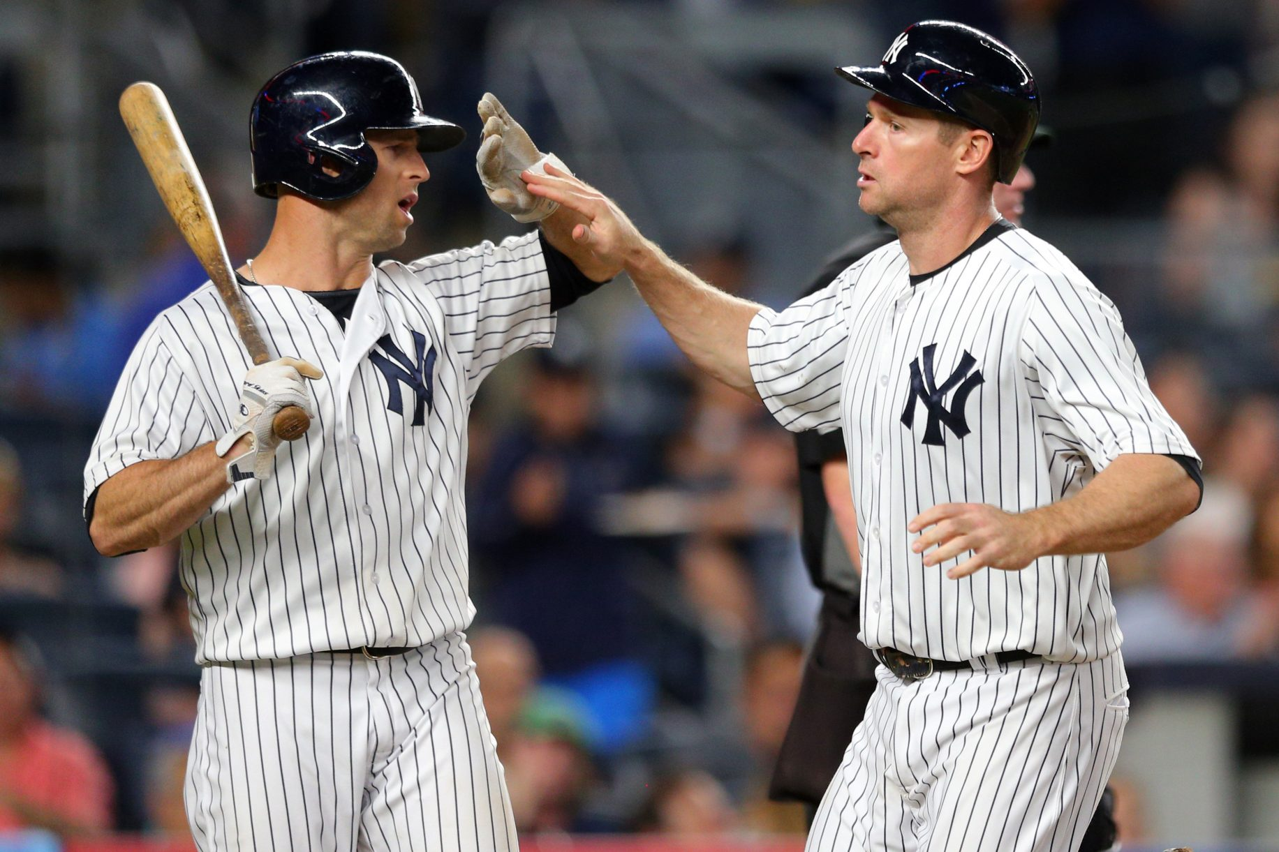 New York Yankees: For Some Odd Reason, the Gardner-Headley Duo Works 1