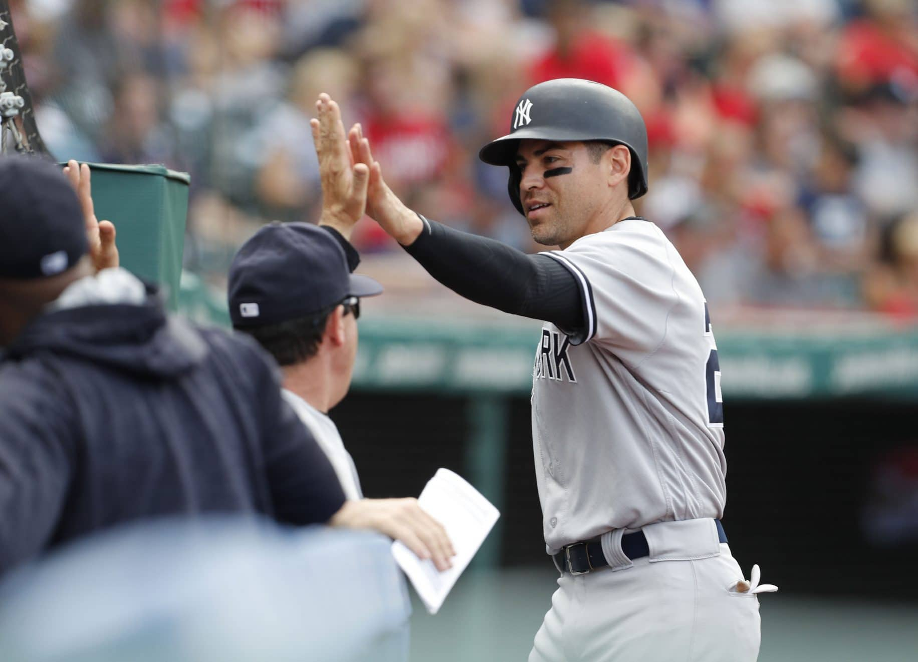 Stop Whining: Jacoby Ellsbury Should Get the AL Wild Card Game Nod for Yankees
