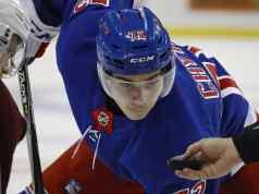 Filip Chytil New York Rangers