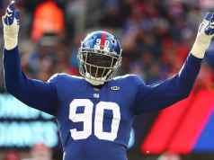 Jason Pierre-Paul, New York Giants, NFL