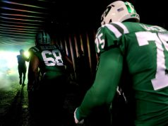 Kelvin Beachum, Xavier Cooper, New York Jets
