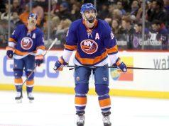 Andrew Ladd New York Islanders