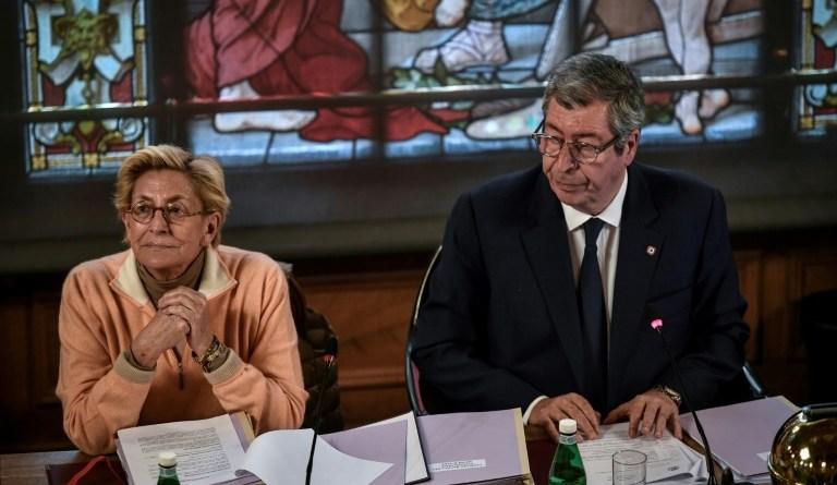 """France/justice : procès Balkany, l'heure du jugement pour """"fraude fiscale"""""""