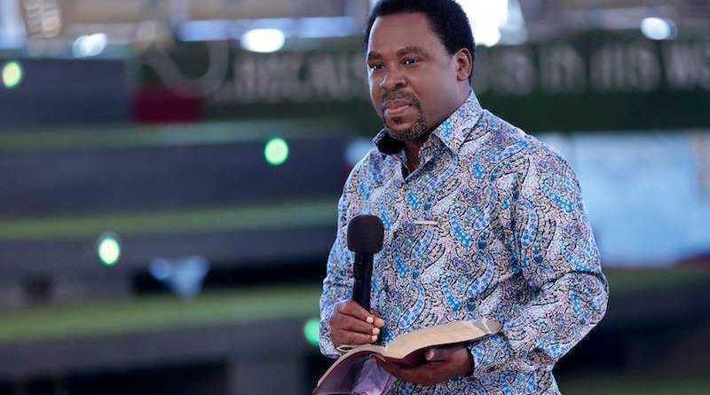 Carnet Noir: Décès du célèbre prophète de Dieu TB Joshua