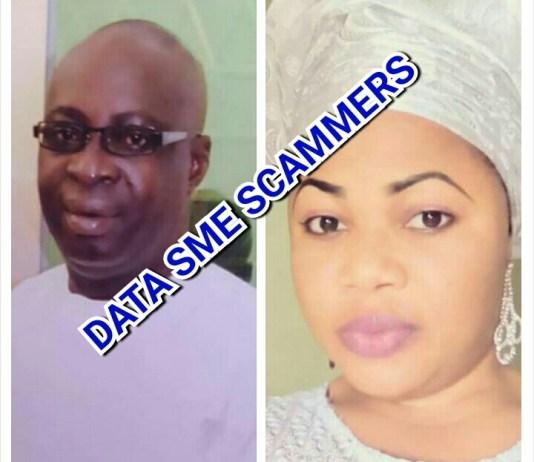 Adekunle John Data Sharing Scammers