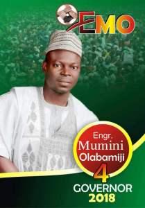 Engr Mumini Olabamiji EMO
