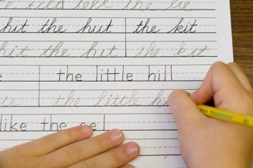 handwriting skills