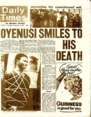 The Real Story of Ishola Oyenusi