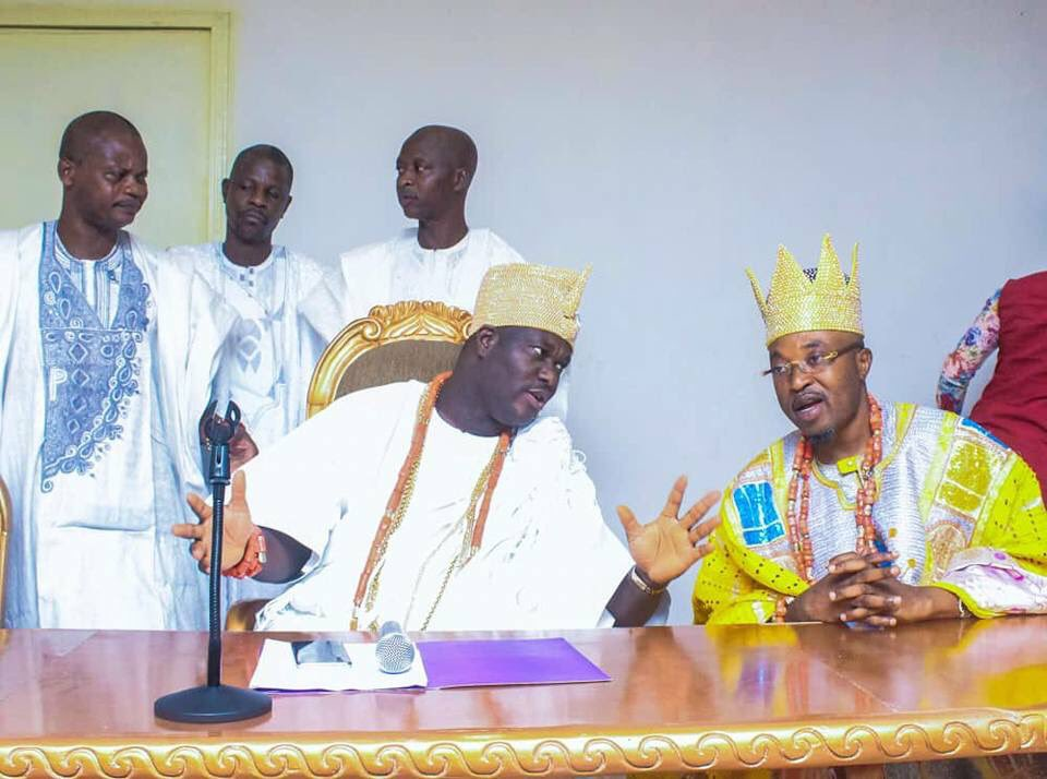 Traditional Rulers Finally Meet, Oluwo and Ooni Finally Put Rifts Aside