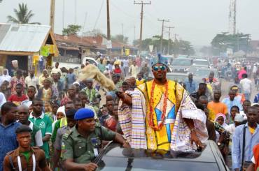 Oluwo of Iwo Land is Our Symbol – FILSU National Body
